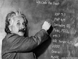 Einstein Coding